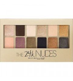 The 24 Nudes Eyeshadow Palette
