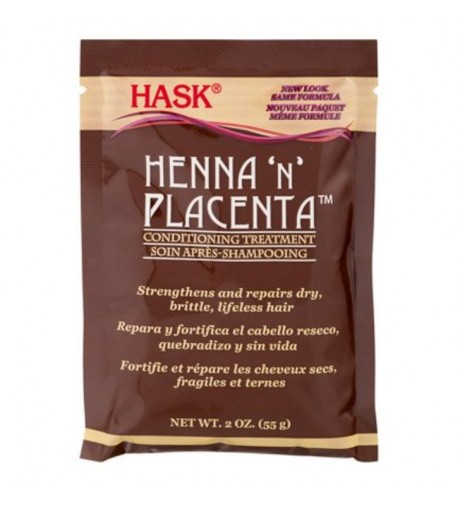Henna N Placenta Conditioning Treatment