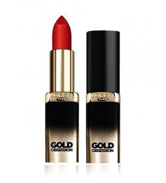 Color riche gold obsession