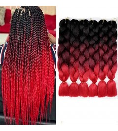 Jumbo braids Ombres 3 Couleurs