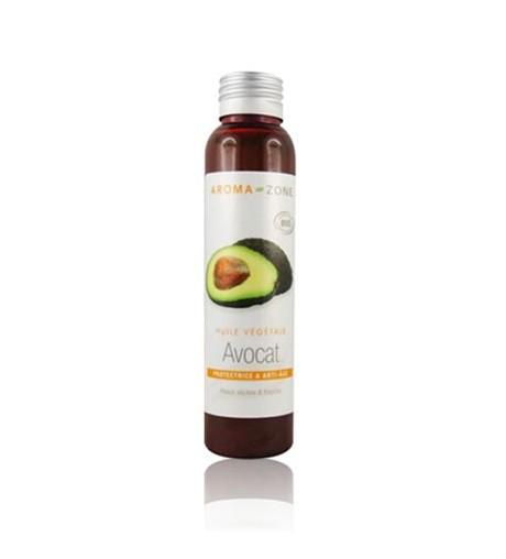 Huille Végétale Avocat bio
