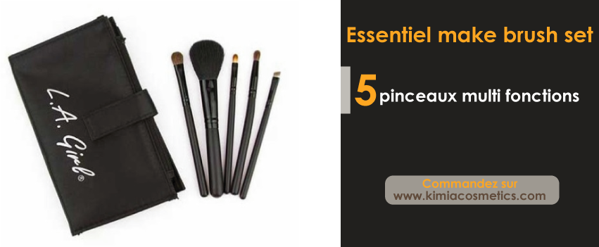 pinceaux kimia cosmetiques